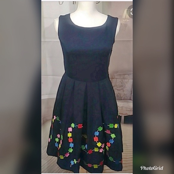 Modcloth Dresses & Skirts - New & Dot by ModCloth fit and flare dress.